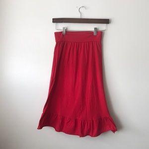 American Apparel- Clasic Girl Skirt - S